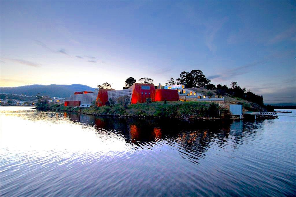 MONA en Hobart, Tasmania
