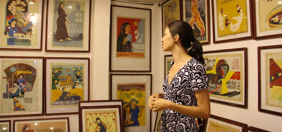 Sophies Art Tour