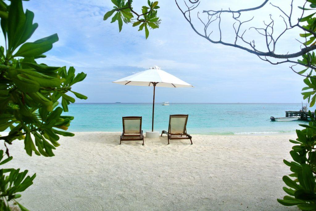 Playas maravillosas para una luna de miel perfecta