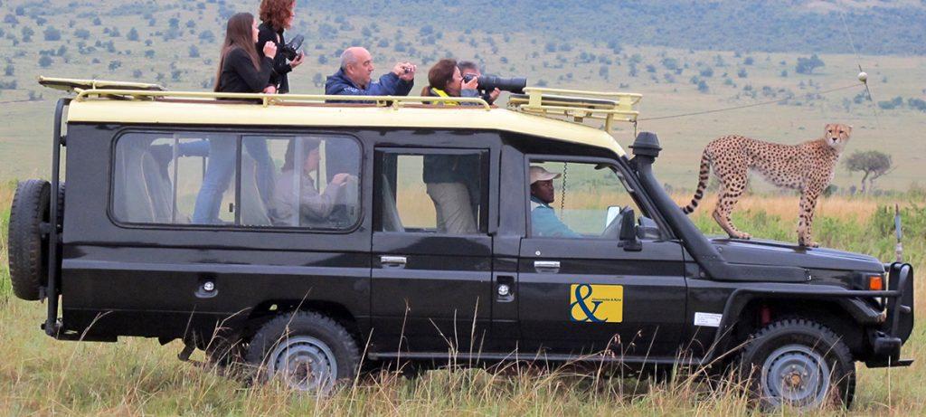 Fotografía en Kenia