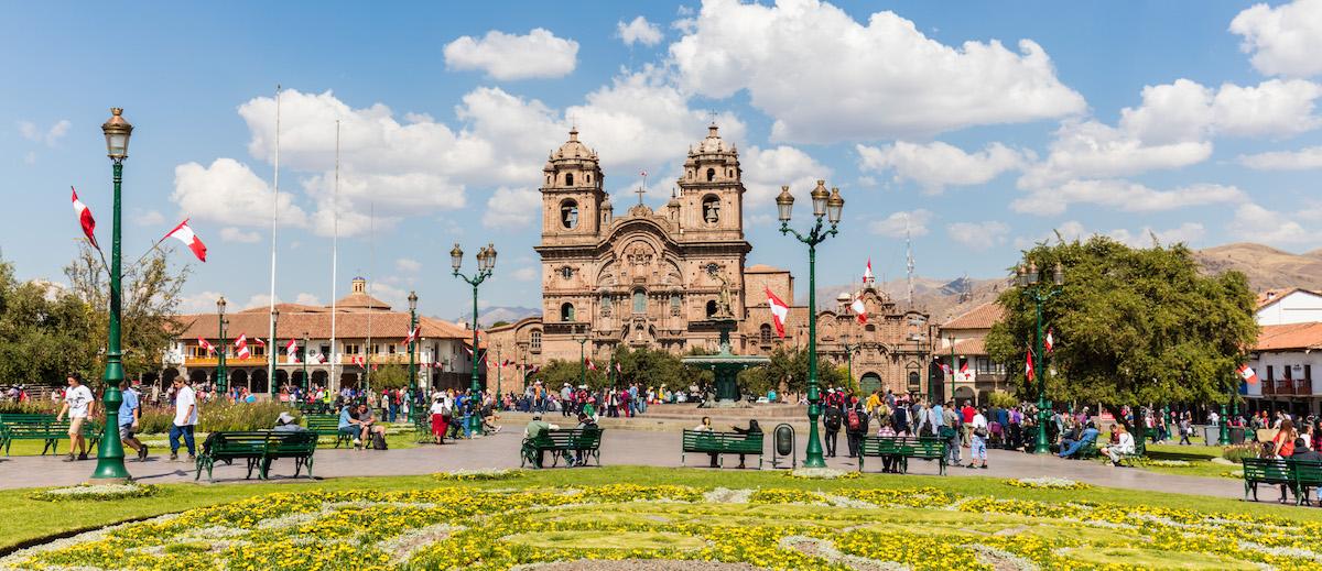 Cusco Iglesia Jesuitas