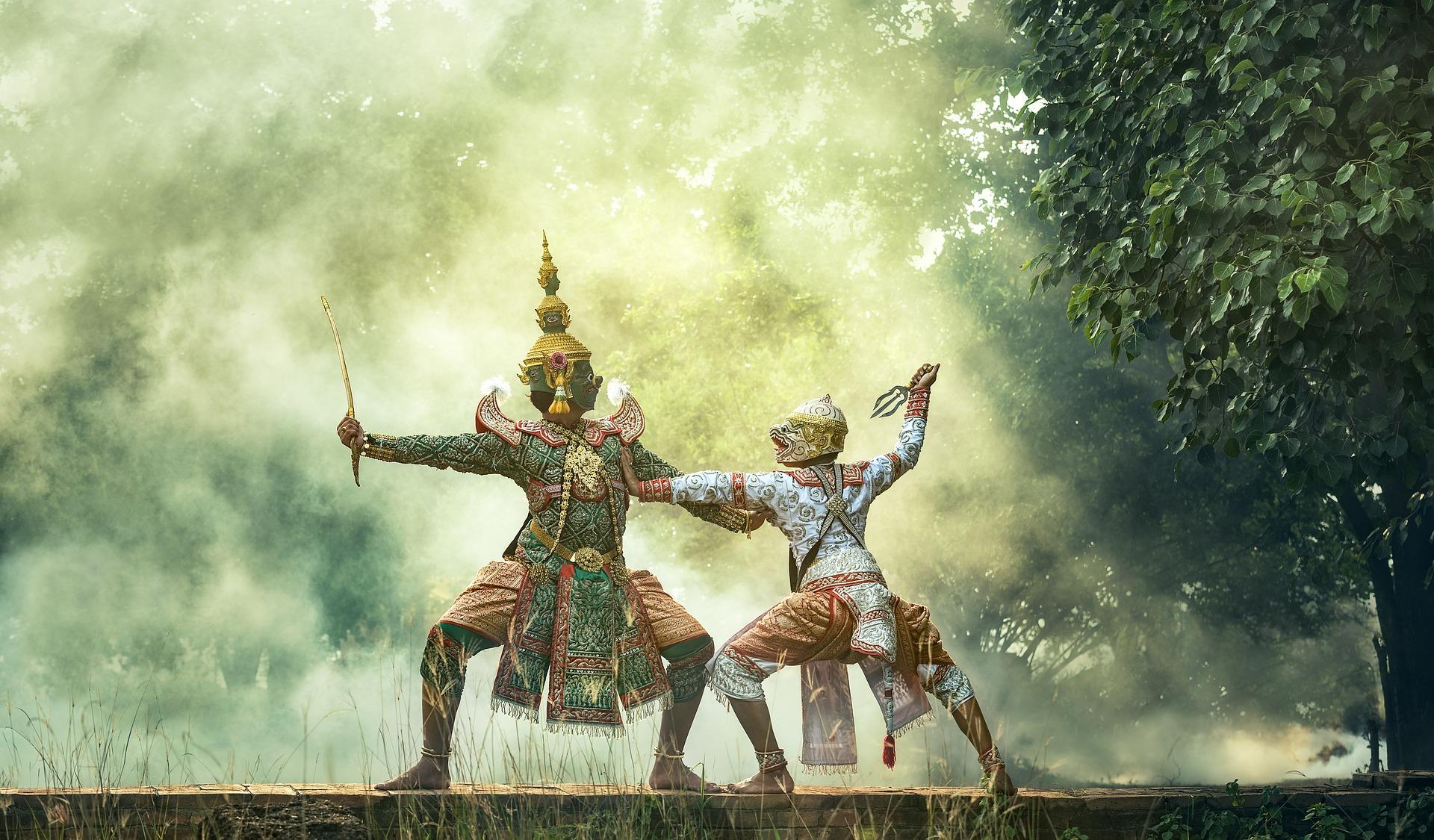 Danza tailandesa