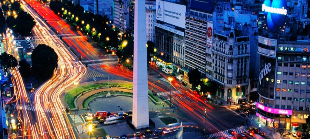 Buenos Aires el Obelisco