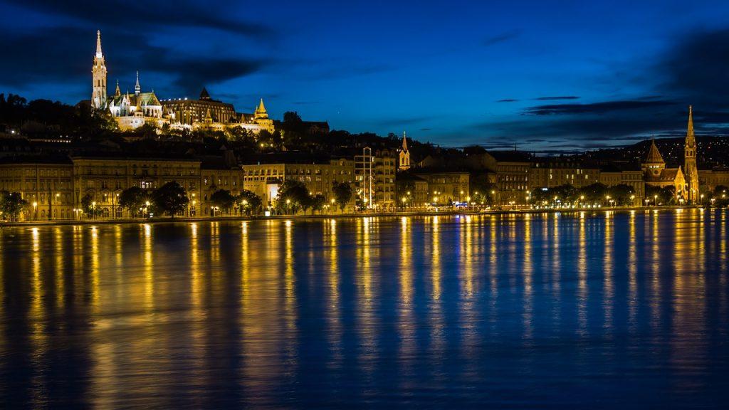 Budapest una de las ciudades más bonitas de Europa