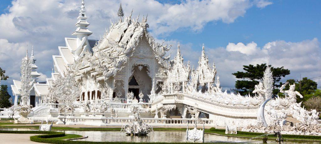 chiang rai Templo Blanco