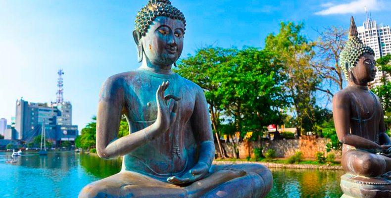 Viaje de novios a Sri Lanka