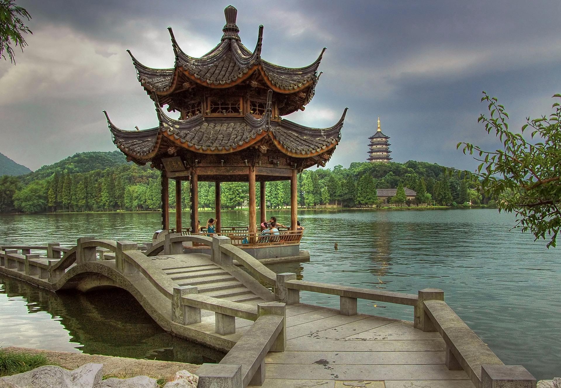 Lago hangzhou