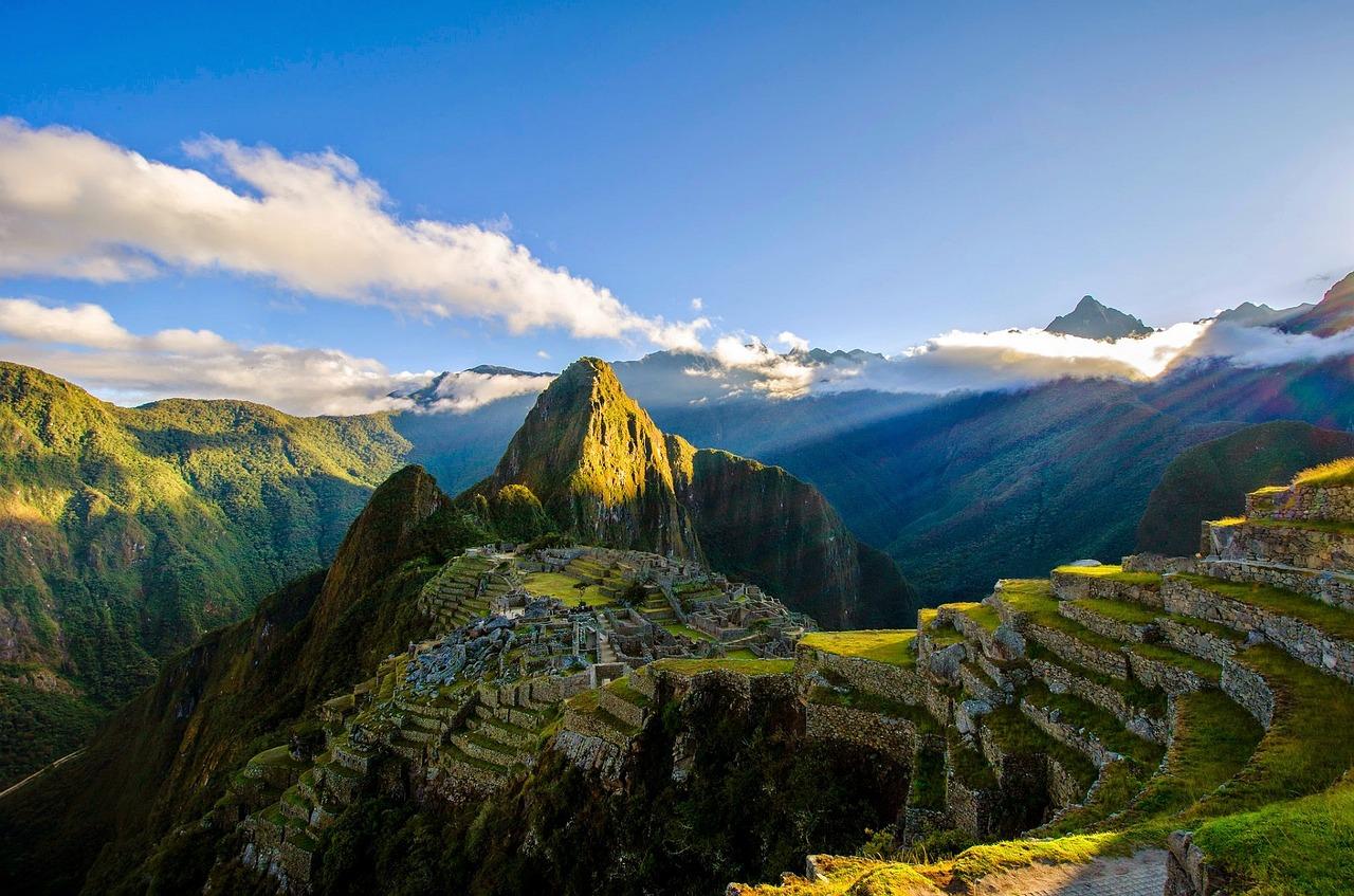 machu pichu viaje de novios a Perú