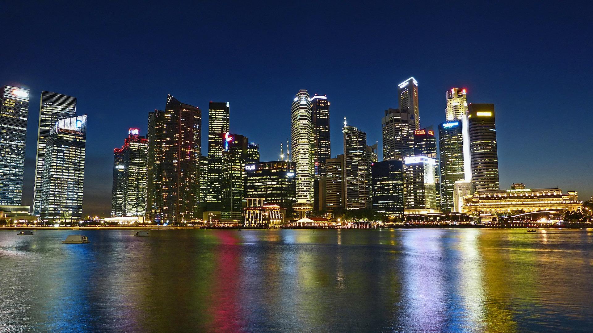 Singapur, Bangkok y Hong Kong