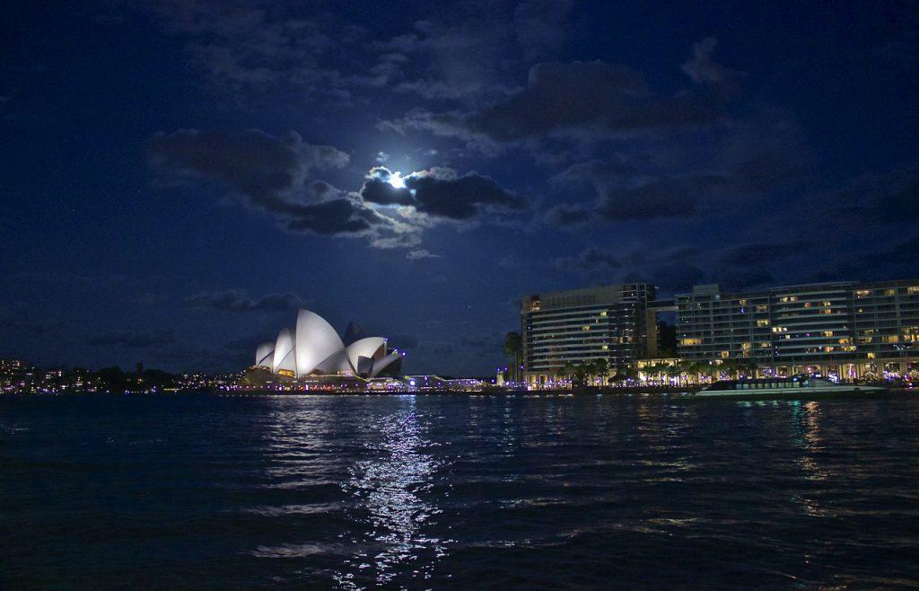 viaje a Australia