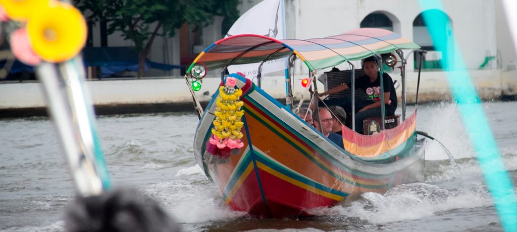 Bangkok río