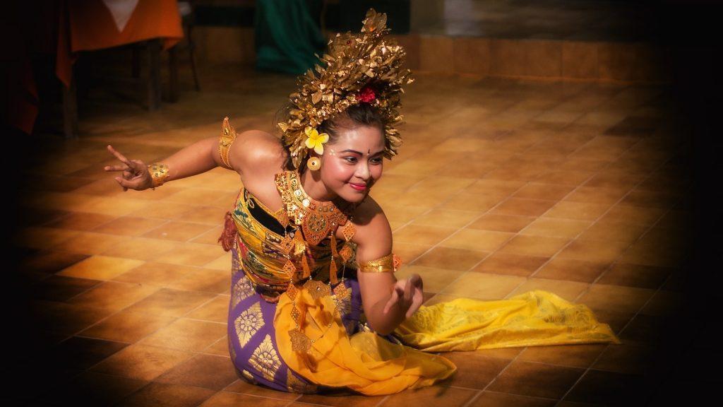 danza balinesa